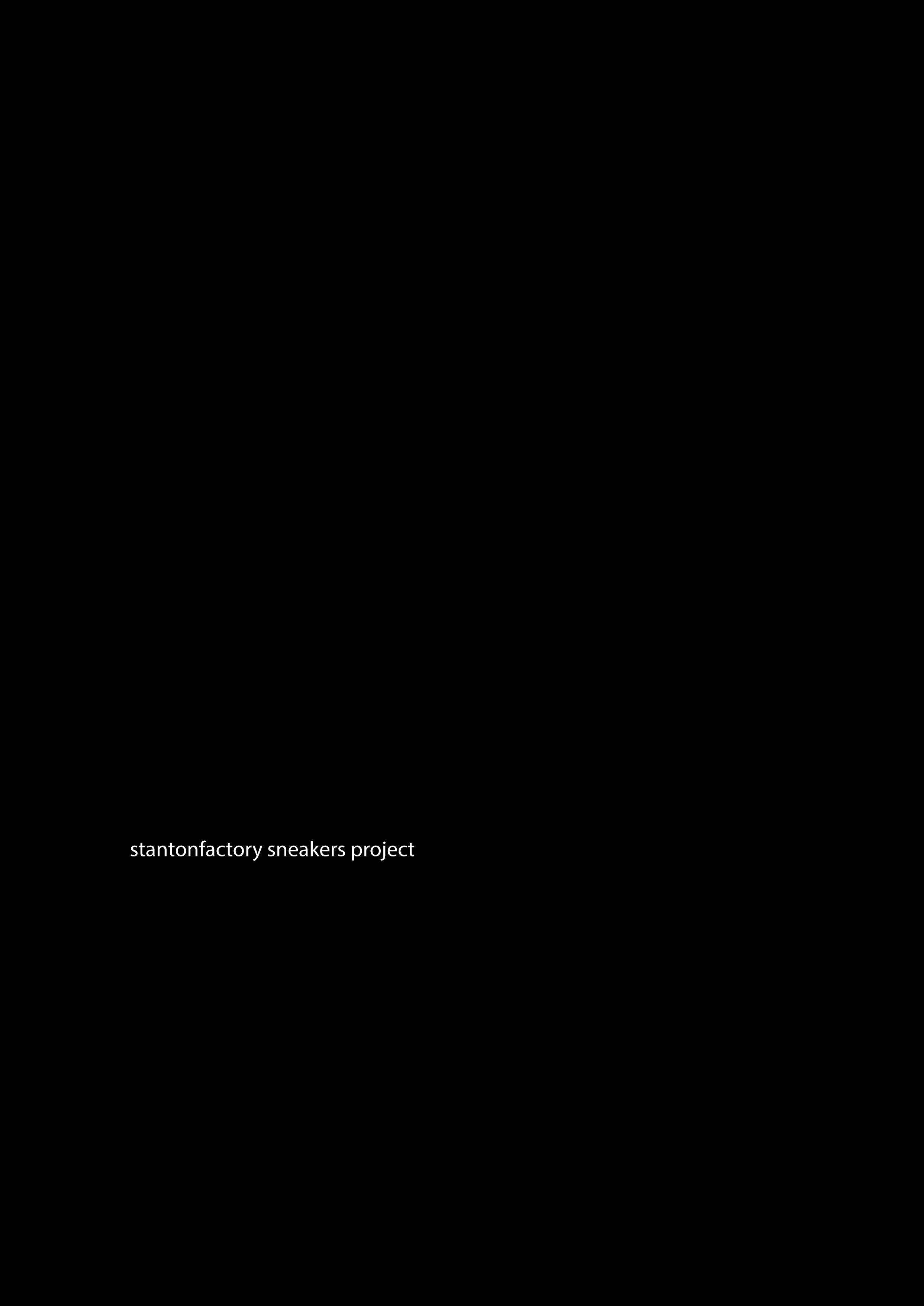 Stantonfactory - Andrea Fecchio - Portfolio Cover 2